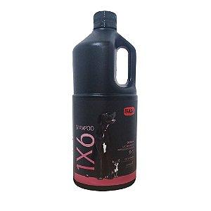 Shampoo 1x6 Ibasa Ultra Rendimento 1L - Uso Profissional
