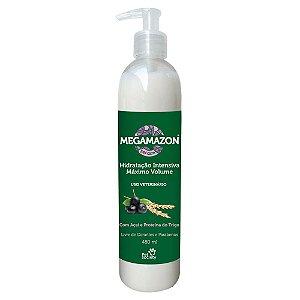 Megamazon Hidratação Intensiva Maximo Volume 480ml