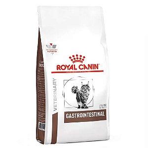 Ração Royal Canin Veterinary Gatos Gastrointestinal 1,5kg