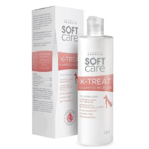 Shampoo Petsociety Soft Care K-Treat Micelar 300ml