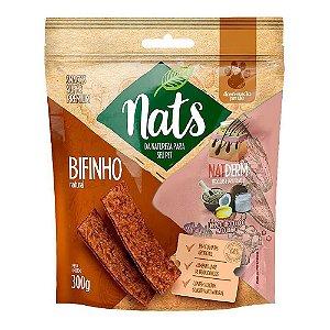 Snack Nats Bifinho Natural NatDerm 300g