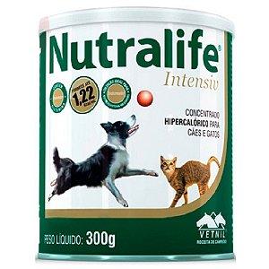 Nutralife Intensiv Suplemento Para Cães E Gatos 300g Vetnil