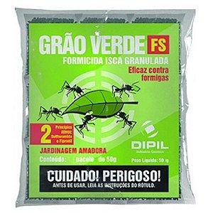 Formicida Grão Verde FS Dipil 50g