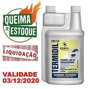 Inseticida Termidil 200 SC Dipil 1L -LIQUIDAÇÃO