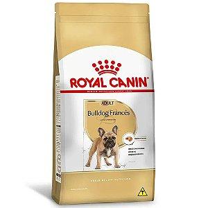 Ração Royal Canin Breeds Bulldog Francês Adultos 7,5kg