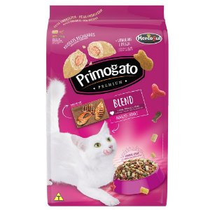 Ração Para Gatos Primogato Premium Adulto Blend 1kg Hercosul
