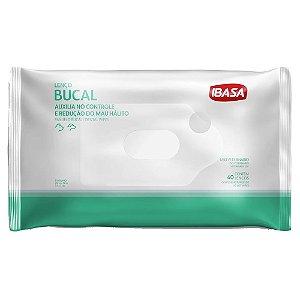 Lenço Bucal 40un - Ibasa - higiene Oral
