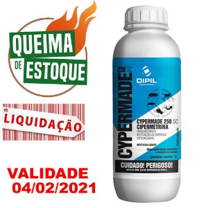 Cypermade 250 SC Dipil 1L - Liquidação