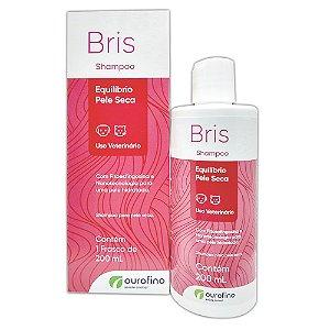 Shampoo Bris Equilíbrio Pele Seca 200ml - Ourofino
