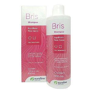 Shampoo Bris Equilíbrio Pele Seca 500ml - Ourofino