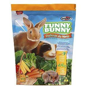 Ração Supra Funny Bunny Delícias da Horta 500g