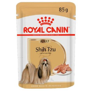 Ração Úmida Royal Canin Breeds Shih Tzu Adult Wet 85g