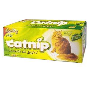 CatNip 10g -Ecolog - Erva do Gatos