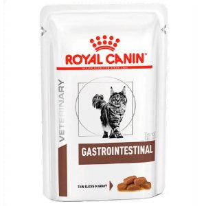 Ração Úmida Royal Canin Clínica Gatos GastroIntestinal Wet 85g