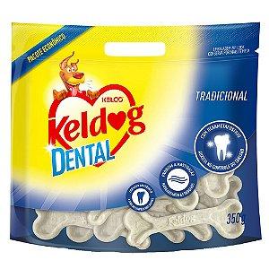 Keldog Dental Osso Tradicional Frances 350g - Kelco