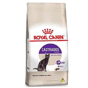 Ração Royal Canin Gatos Adultos Castrados Sterilised 10,1Kg