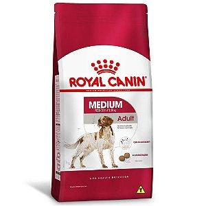 Ração Royal Canin Size Medium Adult Cães Adultos de Porte Médio 15kg