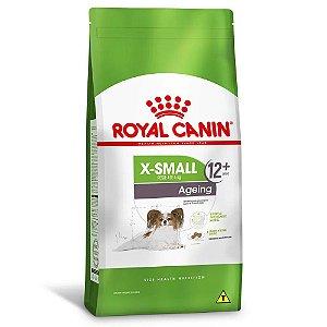 Ração Royal Canin Size X-Small Ageing 12+ Cães Adultos Acima de 12 Anos Porte Miniatura 1kg