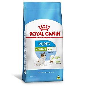 Ração Royal Canin Size X-Small Puppy Cães Filhotes Porte Miniatura 2,5kg
