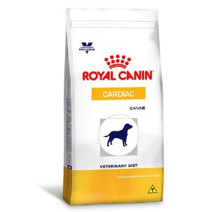 Ração Royal Canin Veterinary Diet Cães Cardiac 2kg