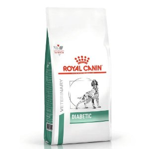 Ração Royal Canin Veterinary Diet Cães Diabetic 10,1kg