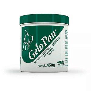 Gelo Pan Relaxante Muscular 450g - Vetnil