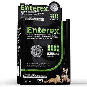 Enterex Adsorvente de toxinas e venenos 8g - Vetnil
