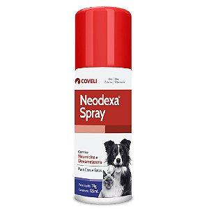 Neodexa Spray Cães e Gatos 74g - Coveli