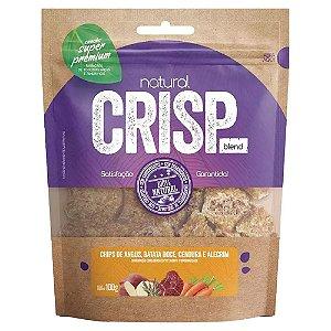 Chips De Angus, Batata Doce e Cenoura Natutal Crisp 100g