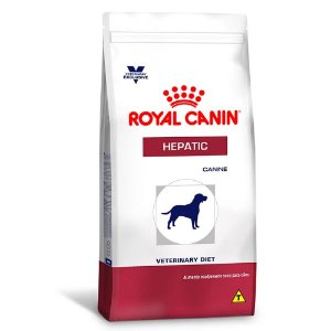 Ração Royal Canin Veterinary Cães Hepatic 10,1kg