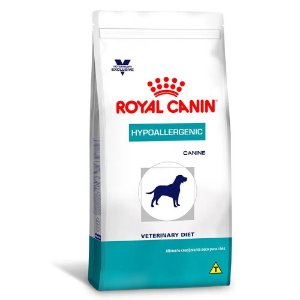Ração Royal Canin Veterinary Cães Hypoallergenic 2kg