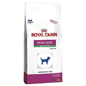 Ração Royal Canin Veterinary Cães Skin Care Small 2kg