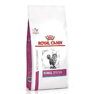 Ração Royal Canin Veterinary Gatos Renal Special 500g