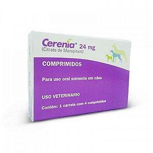 Cerenia Antiemético 24mg Cx 4cps - Zoetis