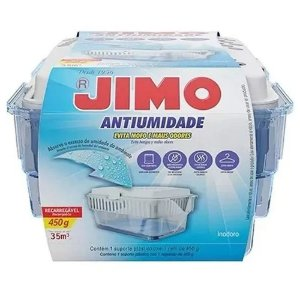 Jimo Antiumidade Suporte + Refil 450g