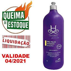 Shampoo Hydra Pro Pelos Oleosos 1L - LIQUIDAÇÃO