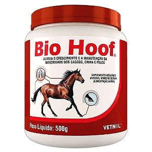 Suplemento Vitamínico e Mineral Bio Hoof 500g - Vetnil