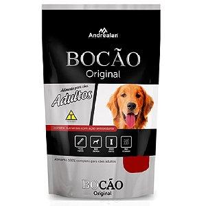 Ração Bocão Original para Cães Adultos 25Kg - ANDREALAN