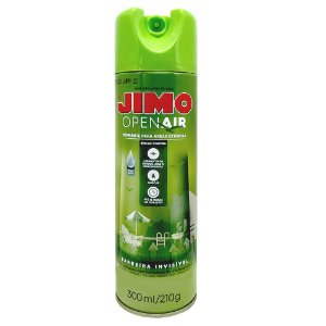 Jimo Open Air 300ml - Repelente Para Áreas Externas