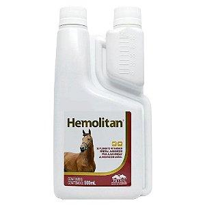 Suplemento Hemolitan 500ml - Vetnil