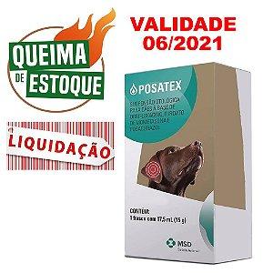 Posatex Msd 17,5ml - LIQUIDAÇÃO (VAL.06/21)
