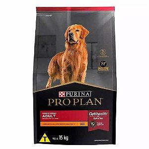 Ração Pro Plan Adult Cães Adultos Raças Médias 15kg