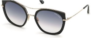 Óculos de Sol Tom Ford FT0760 01B 56