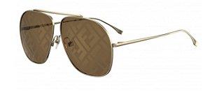 Óculos de Sol Fendi FF0407GS 01Q 64-EB