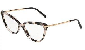 Óculos de Grau Dolce & Gabbana DG3295 3120 55