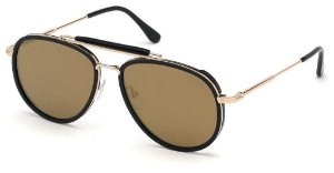 Óculos de Sol Tom Ford FT0666 01G 58