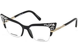 Óculos de Grau Dsquared2 DQ5255 001 52