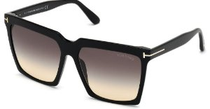 Óculos de Sol Tom Ford FT0764 01B 58
