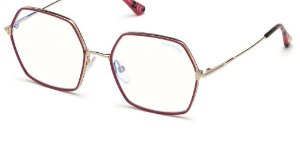 Óculos de Grau Tom Ford FT5615B 075 55