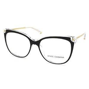 Óculos de Grau Dolce & Gabbana DG3294 675 54
